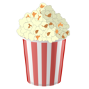 Emoji: 🍿 Android Oreo; U+1F37F
