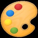 Android Oreo; U+1F3A8; Emoji