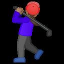 Android Oreo; U+1F3CC U+1F3FD U+200D U+2640 U+FE0F; Emoji