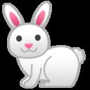 Emoji: 🐇 Android Oreo; U+1F407