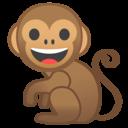 Android Oreo; U+1F412; Emoji