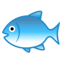 Android Oreo; U+1F41F; Emoji