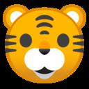 Android Oreo; U+1F42F; Emoji