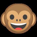 Android Oreo; U+1F435; Emoji