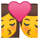 Android Oreo; U+1F48F; Emoji