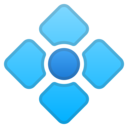Emoji: 💠 Android Oreo; U+1F4A0