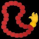 Android Oreo; U+1F4FF; Emoji