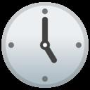 Android Oreo; U+1F554; Emoji