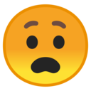 Android Oreo; U+1F627; Emoji