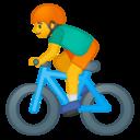 Android Oreo; U+1F6B4 U+200D U+2642 U+FE0F; Emoji