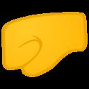 Android Oreo; U+1F91B; Emoji