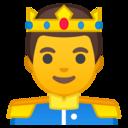 Android Oreo; U+1F934; Emoji
