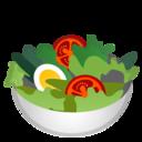 Android Oreo; U+1F957; Emoji