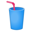🥤 Cup With Straw