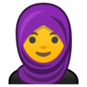 🧕 Woman With Headscarf