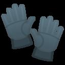 Android Oreo; U+1F9E4; Gants Emoji