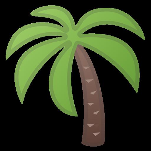 193 Rvore De Palmeira Emoji
