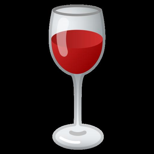 Copa De Vino Emoji