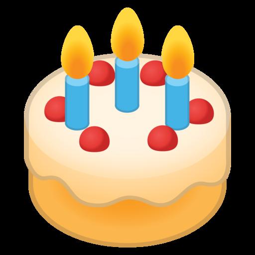 Tarta De Cumpleaños Emoji