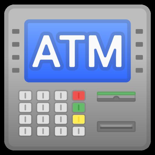 ATM Sign Emoji