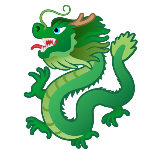 Image result for dragon emoji png