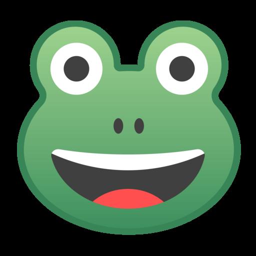 faccina rana emoji Hopping Frog Clip Art Hopping Frog Clip Art