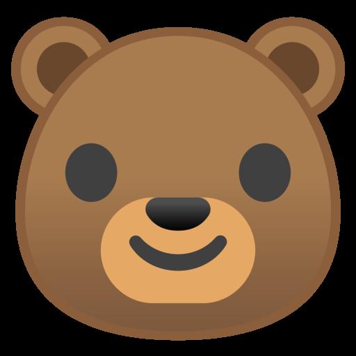 bear emoji bear emoji
