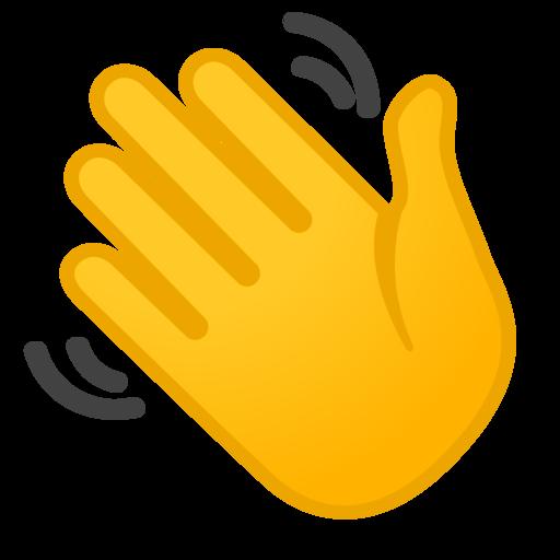 mano che saluta emoji Goodbye Office Clip Art free goodbye clipart images