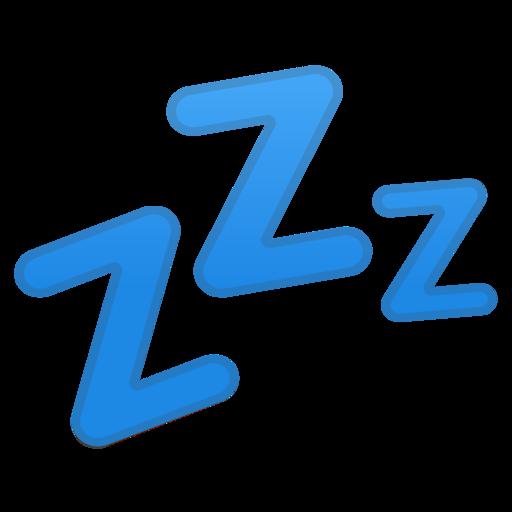 Símbolo De Sueño Emoji