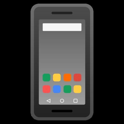 Tel fono m vil emoji for Mobile telefono