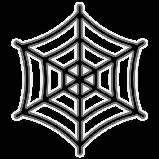 🕸️ Spider Web Emoji