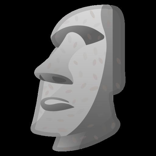 🗿 Moai Emoji