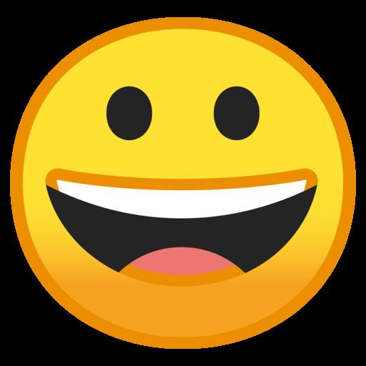 Grinsendes Gesicht Emoji