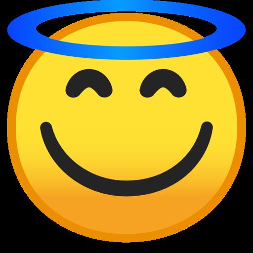 Heiligenschein Emoji