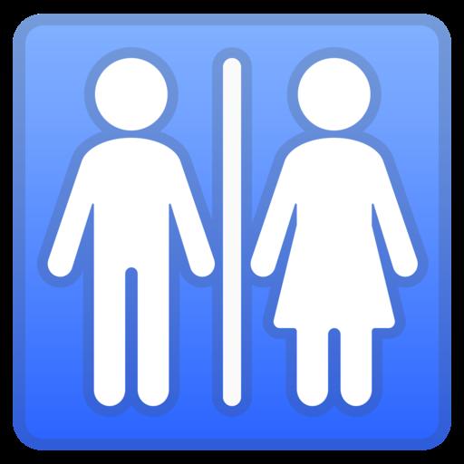 Se al de aseos emoji for Que significa wc