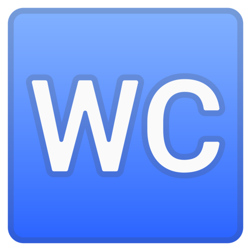 Wc emoji for Que significa wc