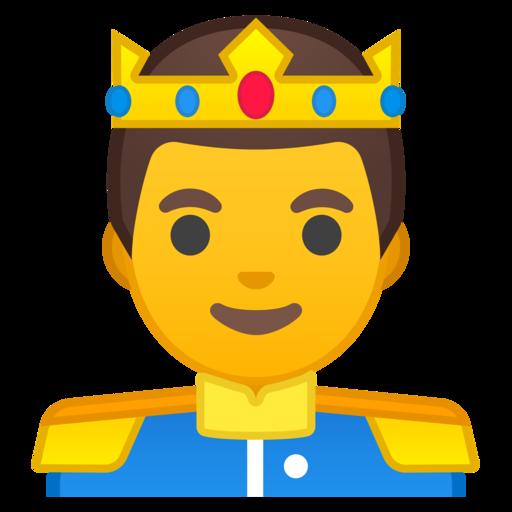 Príncipe Emoji