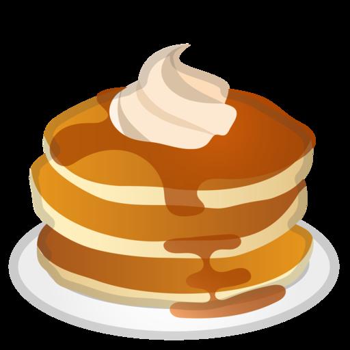pancakes emoji rh emojiterra com French Crepe Batter Recipes French Crepe Batter Recipes
