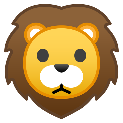 lion emoji copy and paste