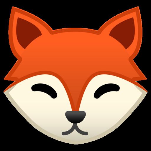 Fuchsgesicht Emoji