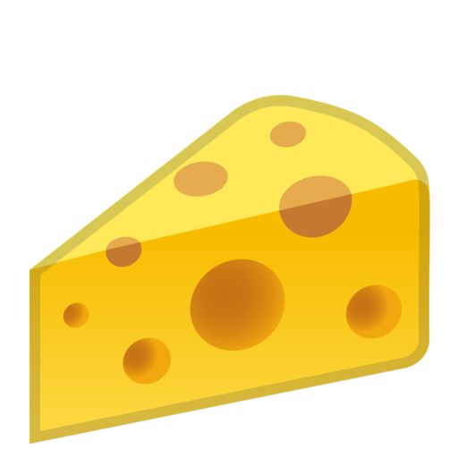 cheese emoji