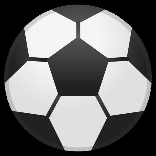 Balón De Fútbol Emoji