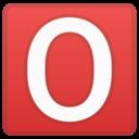 Android Pie; U+1F17E U+FE0F; Emoji