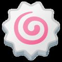Android Pie; U+1F365; Emoji