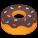 Android Pie; U+1F369; Emoji