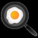 Android Pie; U+1F373; Emoji