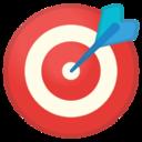 Android Pie; U+1F3AF; Emoji