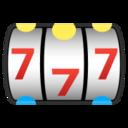 Android Pie; U+1F3B0; Emoji