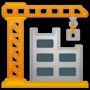 Android Pie; U+1F3D7 U+FE0F; Emoji