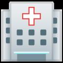 Android Pie; U+1F3E5; Emoji